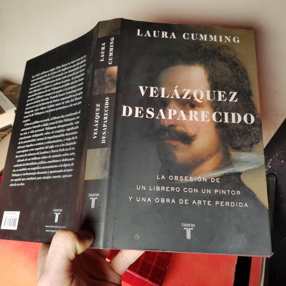 Velázquez desaparecido: La obsesión de un librero con una obra de arte perdida