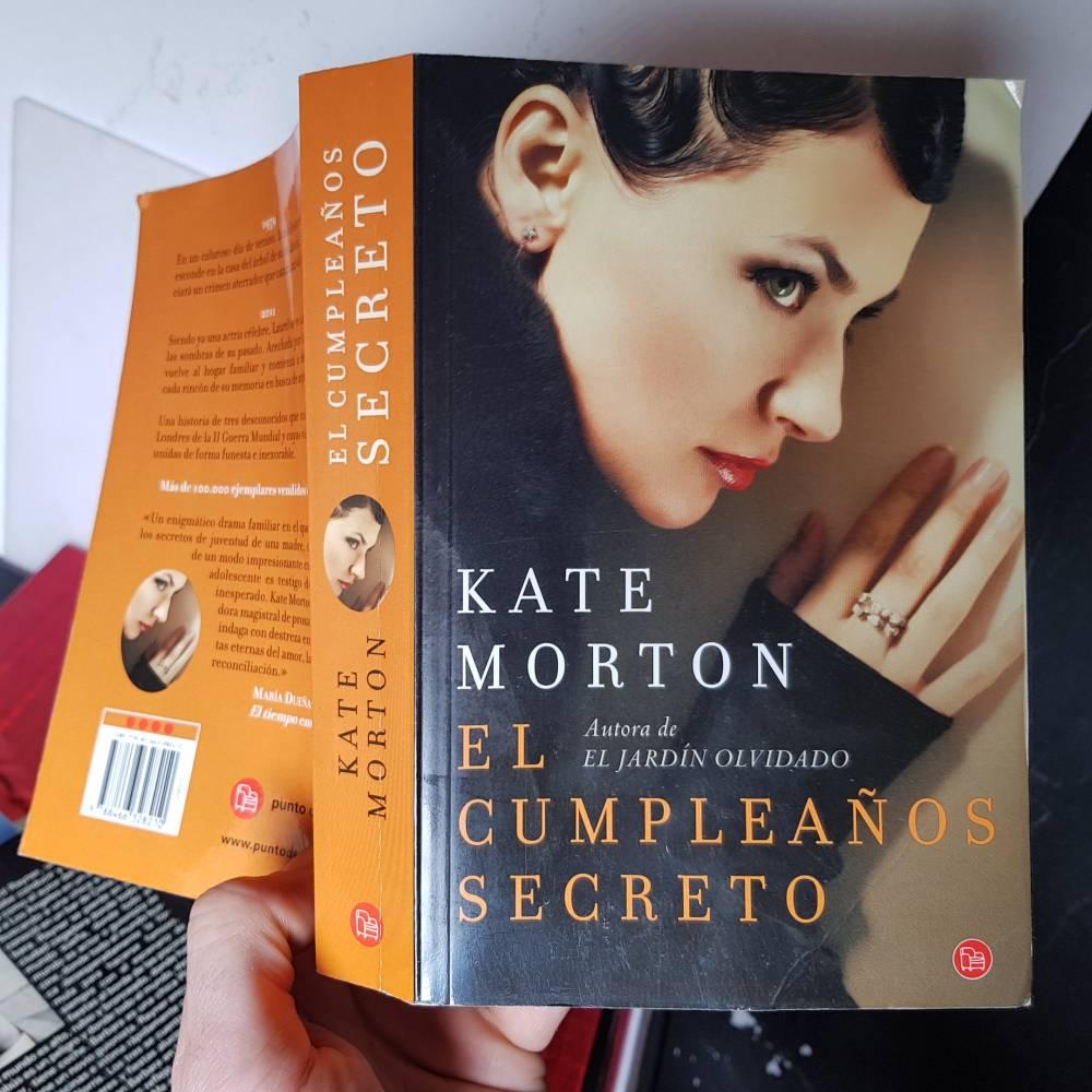 Kate Morton el cumpleaños secreto novela comprar librería online