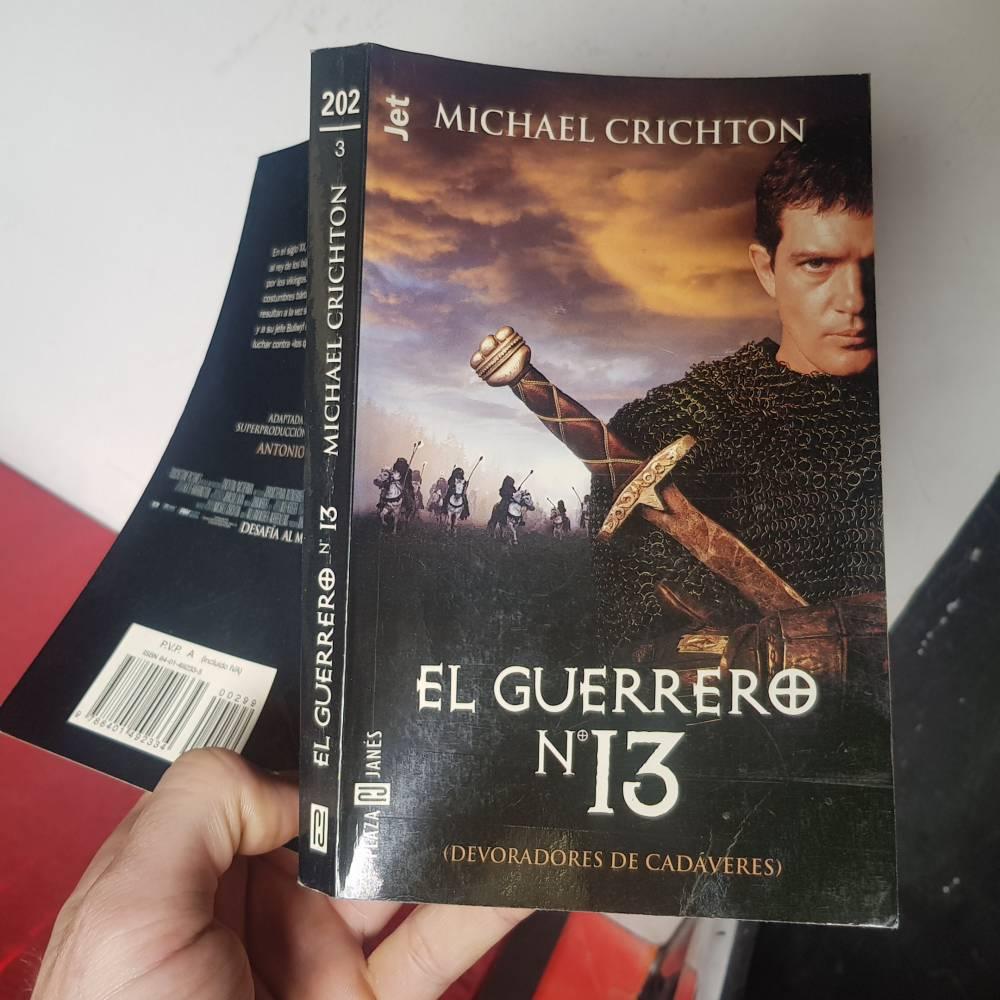El Guerrero N 13 Michael Crichton Librería Online Guerrero Número 13