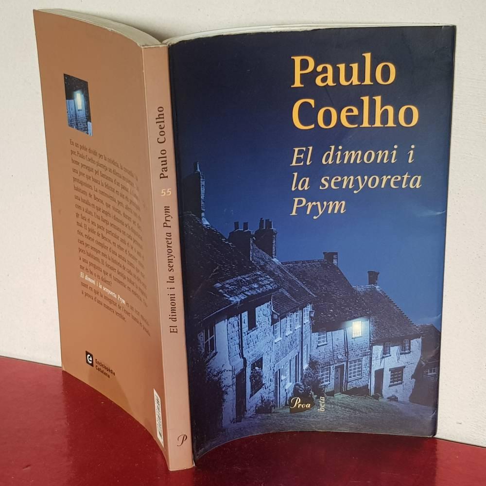 El dimoni i la senyoreta Prym Paulo Coelho llibres en catala llibrería